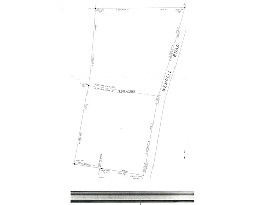 Land for Sale at 1 Wendell Road Warwick, Massachusetts 01378 United States