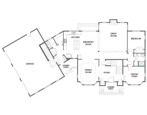 Casa Unifamiliar por un Venta en 3 Foxhollow Drive Hopkinton, Massachusetts 01748 Estados Unidos
