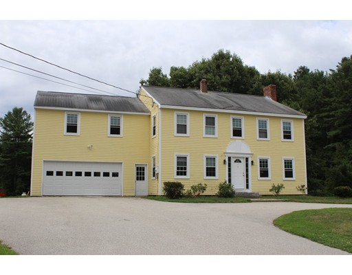Single Family Home for Sale at 101 Broad street Hollis, New Hampshire 03049 United States