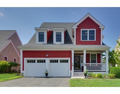 共管式独立产权公寓 为 销售 在 8 Fletcher Circle Hudson, 01749 美国