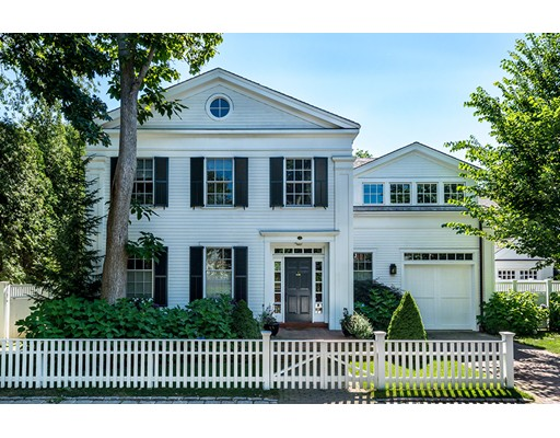 Single Family Home for Sale at 46 High Street Edgartown, Massachusetts 02539 United States