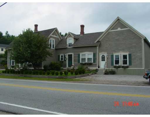 Многосемейный дом для того Продажа на 60 Rockingham Road M44 Derry, Нью-Гэмпшир 03038 Соединенные Штаты
