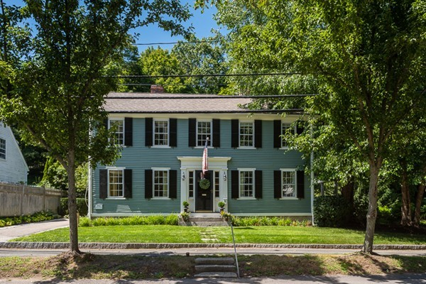 $1,650,000 - 4Br/4Ba -  for Sale in Hingham