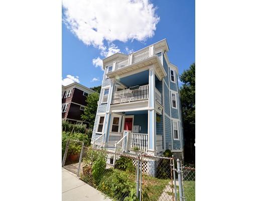Condominium for Sale at 37 Wachusett Street Boston, Massachusetts 02130 United States