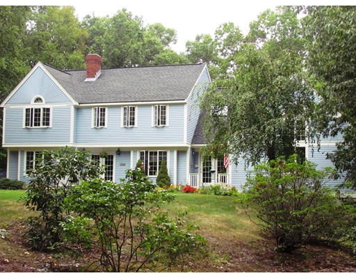 Casa Unifamiliar por un Venta en 121 Lawton Road Shirley, Massachusetts 01464 Estados Unidos