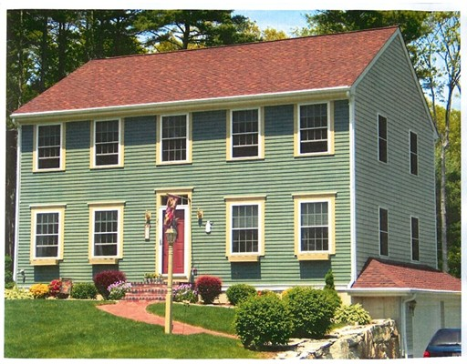 Single Family Home for Sale at 1 Boulder Court Fairhaven, Massachusetts 02719 United States