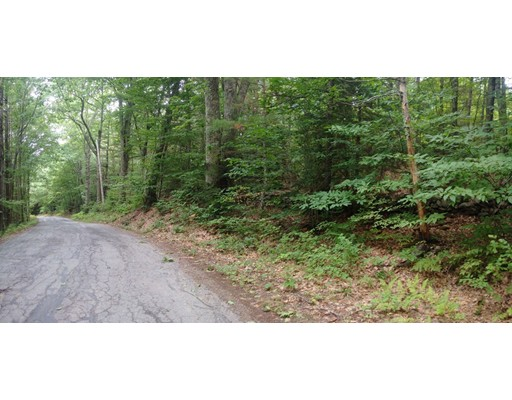 Terreno por un Venta en Forest Dr L:1 Forest Dr L:1 Hubbardston, Massachusetts 01452 Estados Unidos
