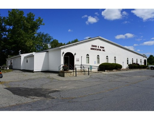 Commercial for Sale at 111 Fitchburg Road Ayer, Massachusetts 01432 United States