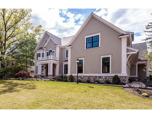 Single Family Home for Sale at 29 Everett Avenue Winchester, Massachusetts 01890 United States