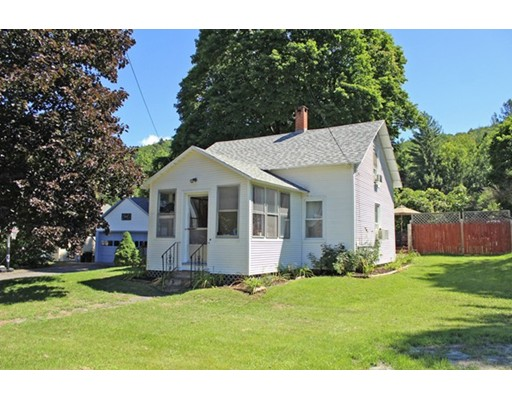Single Family Home for Sale at 186 Lower Street Buckland, Massachusetts 01338 United States