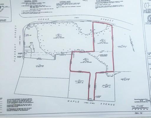 Land for Sale at 48 Maple Avenue Hanover, Massachusetts 02339 United States