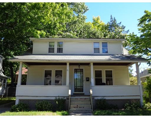 独户住宅 为 销售 在 91 Copeland Street Springfield, 马萨诸塞州 01108 美国