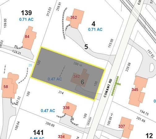 342 Conant Rd, Weston, MA, 02493 Primary Photo