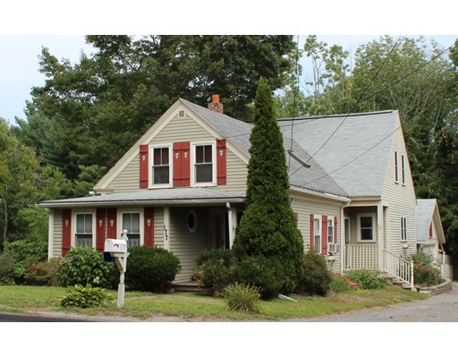 Single Family Home for Sale at 177 Hayden Rowe Street Hopkinton, Massachusetts 01748 United States