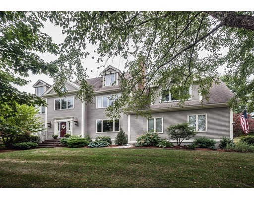 Single Family Home for Sale at 7 Skowhegan Way Natick, Massachusetts 01760 United States