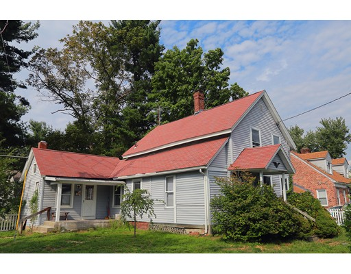 Single Family Home for Sale at 2106 Wilbraham Road Springfield, Massachusetts 01129 United States