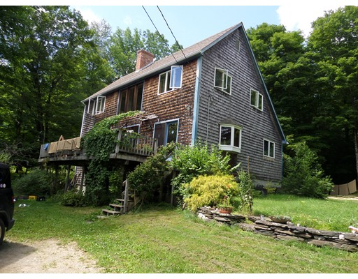 Casa Unifamiliar por un Venta en 493 West Street Worthington, Massachusetts 01098 Estados Unidos