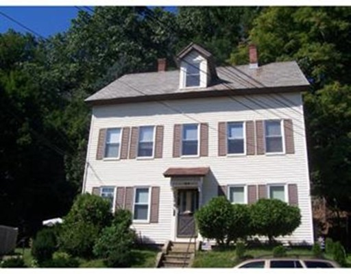 Multi-Family Home for Sale at 20 Temple Street Fitchburg, Massachusetts 01420 United States