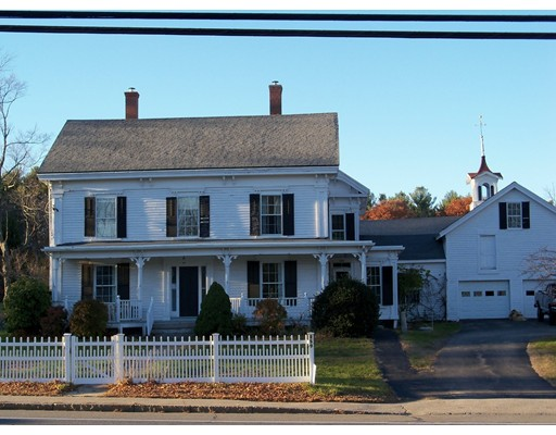 Single Family Home for Sale at 259 Main Street Spencer, Massachusetts 01562 United States