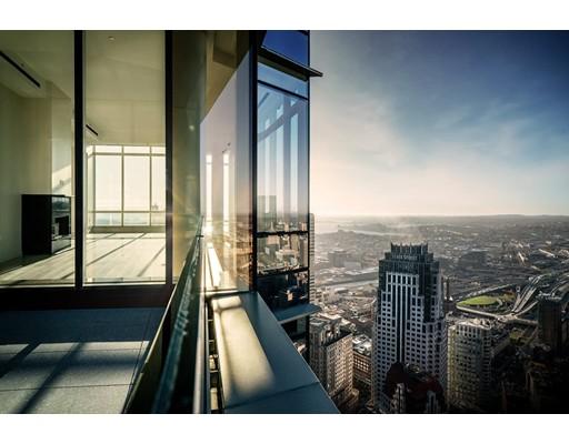 Condominium for Sale at 1 Franklin Street #PH 4E Boston, Massachusetts 02110 United States