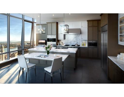 Condominium for Sale at 1 Franklin Street #PH 3B Boston, Massachusetts 02110 United States