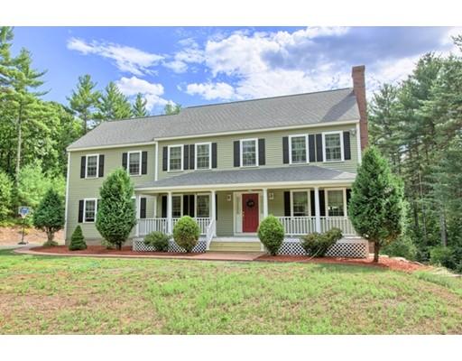 Частный односемейный дом для того Продажа на 167 Brookline Townsend, Массачусетс 01469 Соединенные Штаты