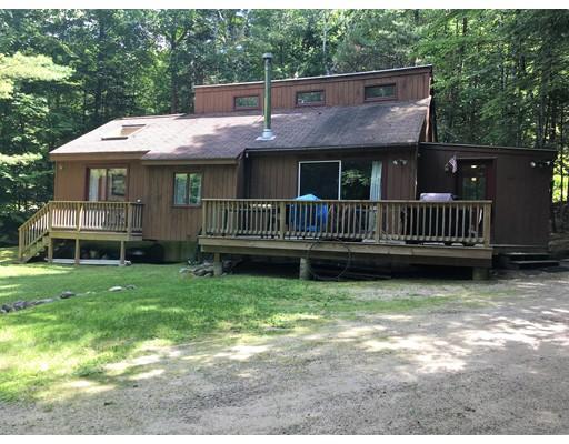 Casa Unifamiliar por un Venta en 129 Hodgeman Hill Road Campton, Nueva Hampshire 03223 Estados Unidos
