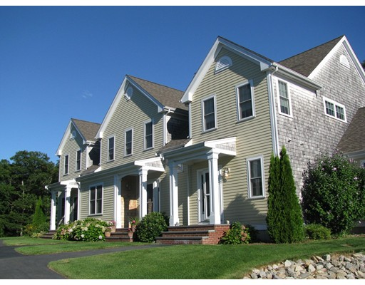 Condominium for Sale at 348 Old Barnstable Road Falmouth, Massachusetts 02536 United States