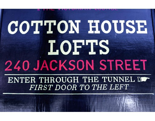 240 Jackson St, #605