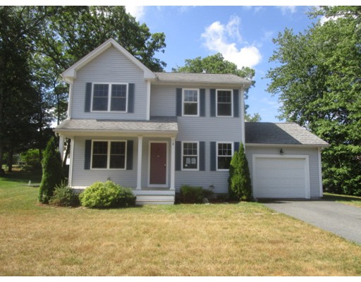 Single Family Home for Sale at 18 Scenic Way Exeter, Rhode Island 02822 United States