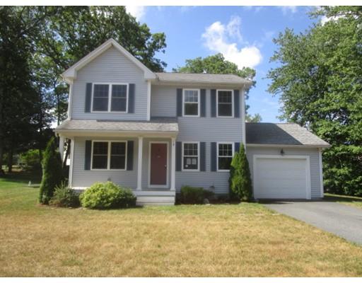 Maison unifamiliale pour l Vente à 18 Scenic Way Exeter, Rhode Island 02822 États-Unis