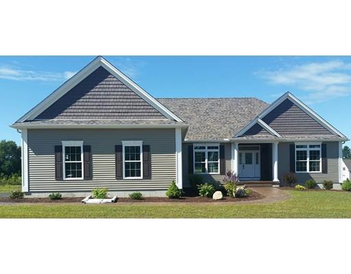 Частный односемейный дом для того Продажа на 710 South Washington Street 710 South Washington Street Belchertown, Массачусетс 01007 Соединенные Штаты