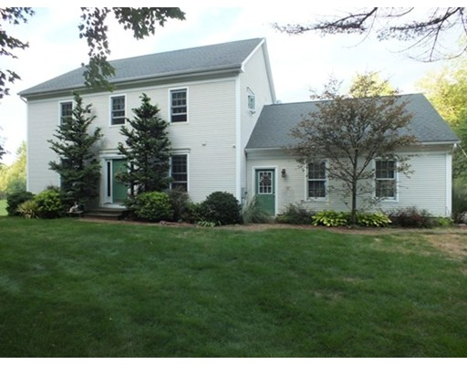 Single Family Home for Sale at 64 Woodhill Road Monson, Massachusetts 01057 United States