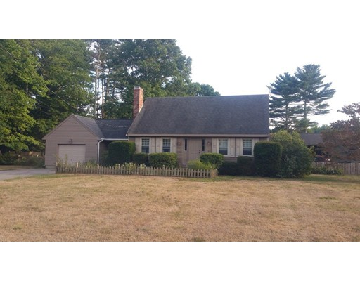 Single Family Home for Sale at 81 Benson Street Middleboro, 02346 United States