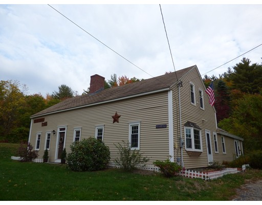 Vivienda unifamiliar por un Venta en 306 Williamsville Road Barre, Massachusetts 01005 Estados Unidos