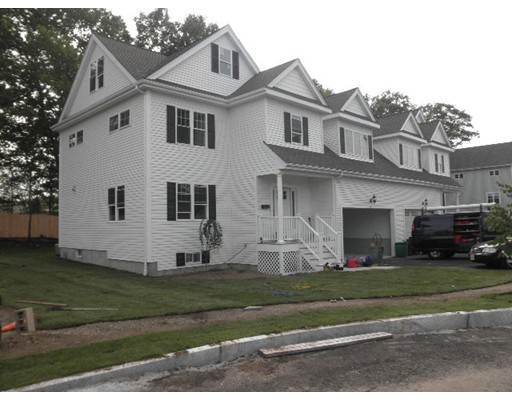 Condominium for Sale at 41 Sunset Avenue Norwood, Massachusetts 02062 United States