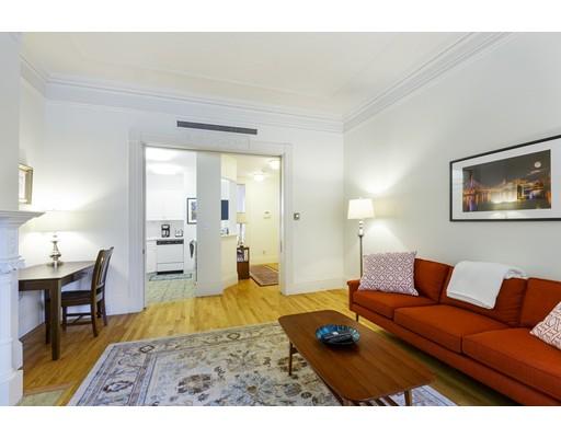 独户住宅 为 出租 在 387 Commonwealth Avenue 波士顿, 马萨诸塞州 02115 美国