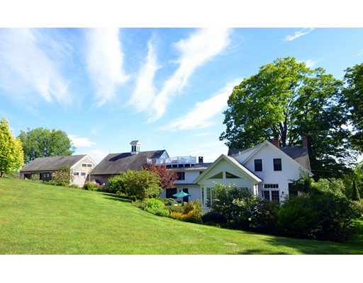 独户住宅 为 销售 在 330 Valley Road Mason, 新罕布什尔州 03048 美国