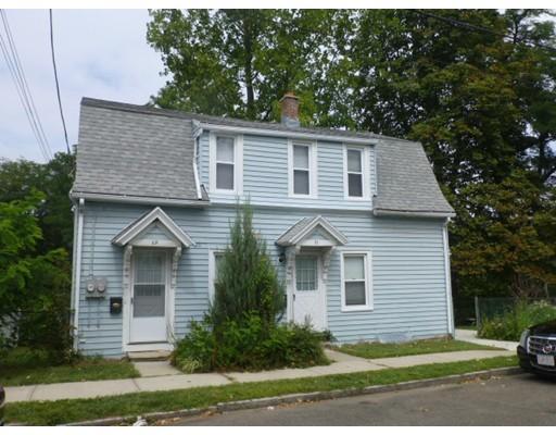 Casa Multifamiliar por un Venta en 69 Ames Avenue Chicopee, Massachusetts 01013 Estados Unidos