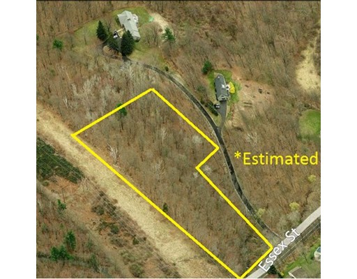 lot 5-A Essex Street, North Andover, MA 01845