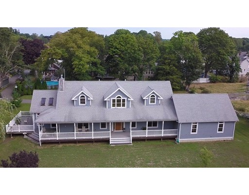 Single Family Home for Sale at 51 Cedar Street Fairhaven, Massachusetts 02719 United States