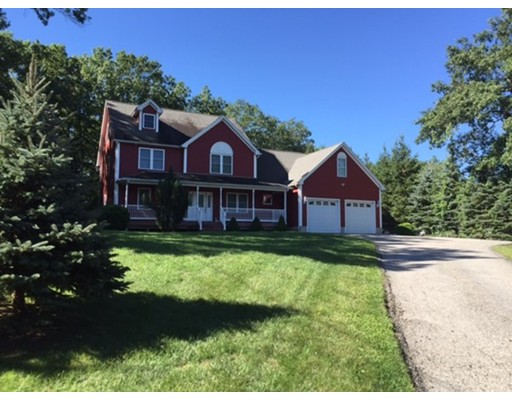 Single Family Home for Sale at 17 Eagle Drive Dudley, Massachusetts 01571 United States