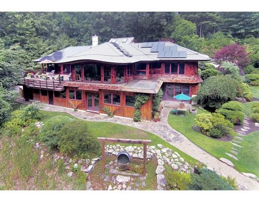 独户住宅 为 销售 在 10 Sweet Bay 10 Sweet Bay 林肯, 马萨诸塞州 01773 美国