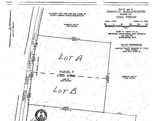 North Lane, Granville, MA 01034