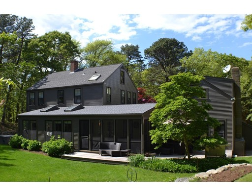 Single Family Home for Sale at 64 West Pasture Lane Tisbury, Massachusetts 02568 United States