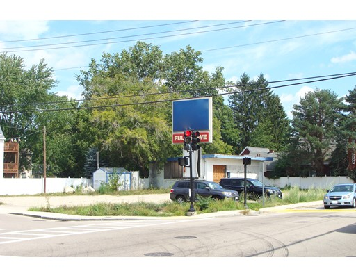 Land for Sale at 108 E Main St ( RT 16) Milford, 01757 United States