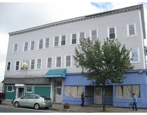 Commercial for Sale at 1002 Main Street Brockton, Massachusetts 02301 United States
