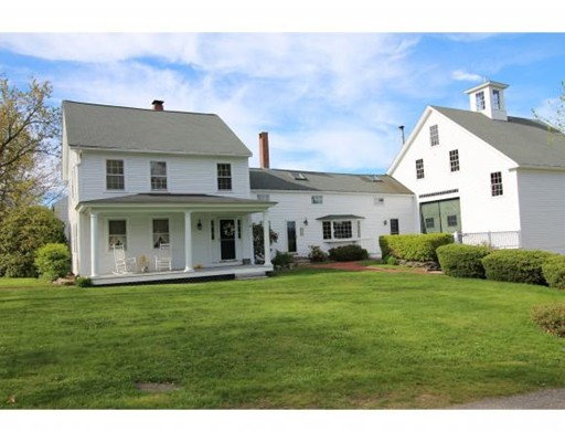 Single Family Home for Sale at 34 Main street Hollis, New Hampshire 03049 United States