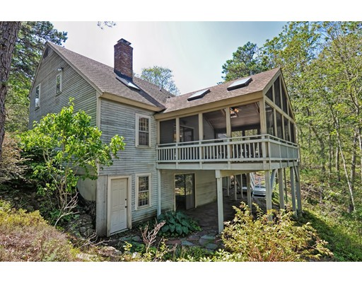 Single Family Home for Sale at 120 Coles Neck Road Wellfleet, Massachusetts 02667 United States