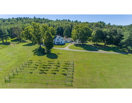 Single Family Home for Sale at 67 Roberts Road Shelburne, Massachusetts 01370 United States